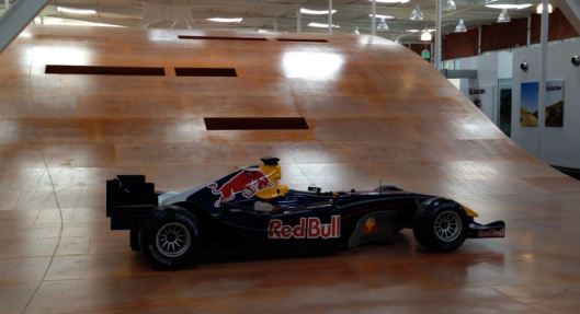 Red Bull Marketing - Red Bull Grand Prix Racer