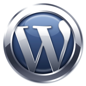 wordpress-logo 3d